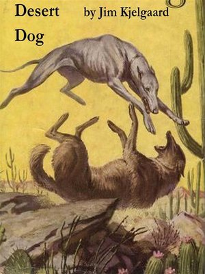 cover image of Desert Dog